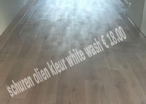 Goedkoop is vaak duurkoop bij houten vloer renovaties