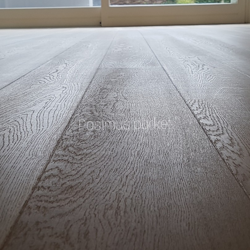 Beroemd Eiken houten vloer lichter maken #OT68