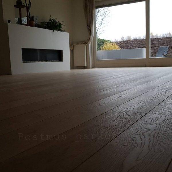 Wij kunnen je vloer voorzien van een ultra matte parketlak