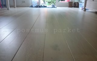Eiken white wash gelakt